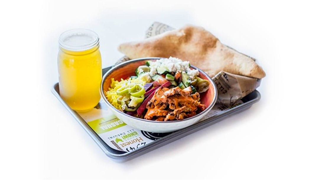 29º 41º Mediterranean Street Food to offer 'fresh approach and modern twist to Middle Eastern'