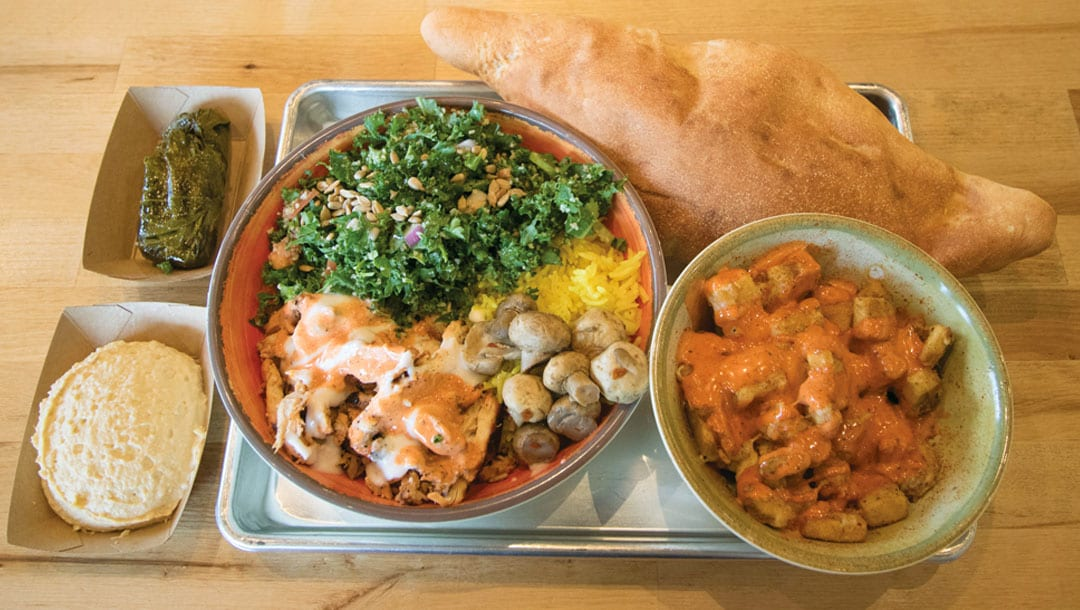 Middle Eastern street food coming to Rochester Hills