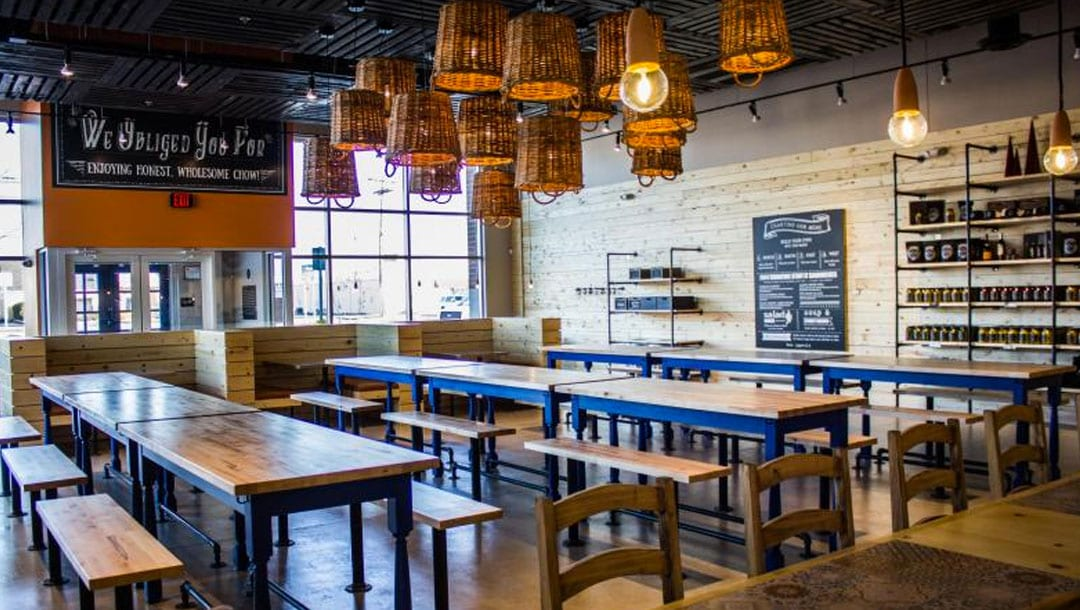 Two ambitious owners, 2941 is prime number for restaurant growth